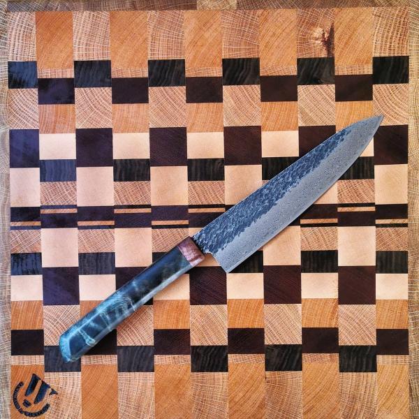 Japansk Gyutou damaskstål kockkniv